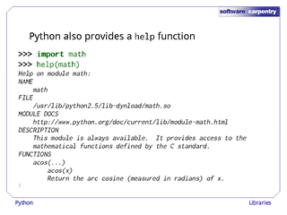 how to make and use python modules